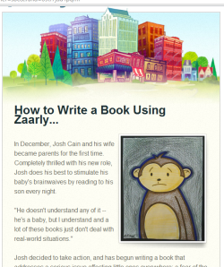 Zaarly Newsletter Blast